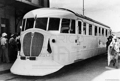 FIAT Littorina 1938 Addis Abeba, Foto Centro Documentazione Storica FIAT