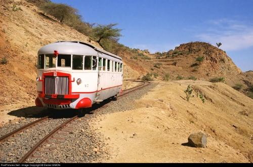 Littorina eritrea, Foto Daniel Simon da railpictures.net