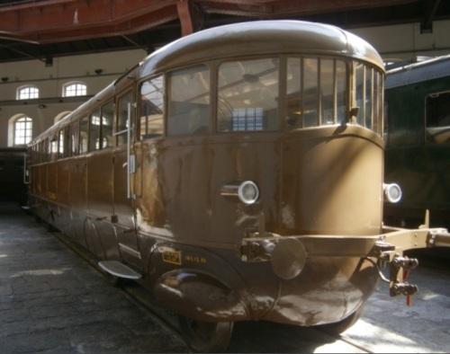 Ln 55.104 conservato a Pietrarsa. Foto da http://www.trainsimhobby.net/