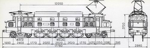 Schema della 5500 prima serie, tratto da histoire.trains-en-vadrouille.com