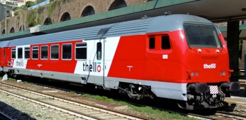 Semipilota Z1 Thello, foto © DB dal forum ferrovie.it