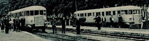 Coppia di ALb 64 a Varalo Sesia, da una cartolina d'epoca