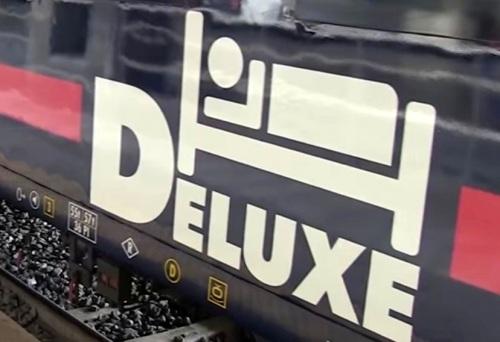 Il Logo Deluxe delle carrozze letto