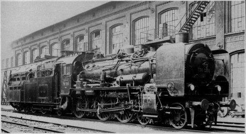La T38. Immagine tratta da http://www.douglas-self.com