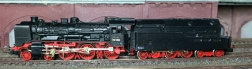 T 38 in scala N, di Roland W.