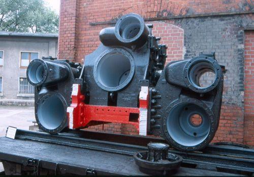 Blocco motore della Br.44, foto Liesel da marklinfan